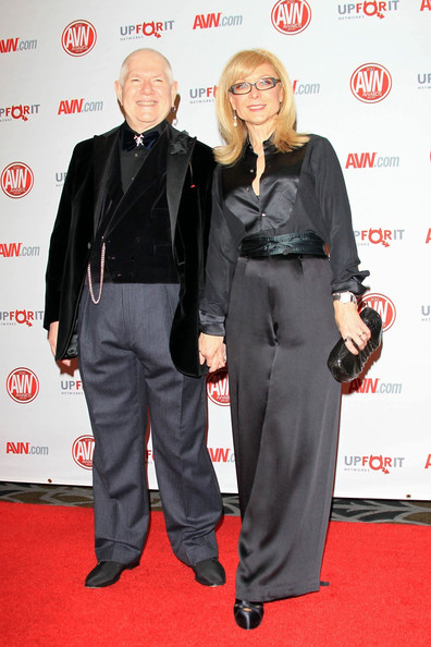 NIna Hartley Ernest Green AVN Awards