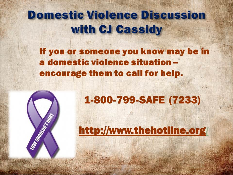 What Should You Do About Domestic Violence