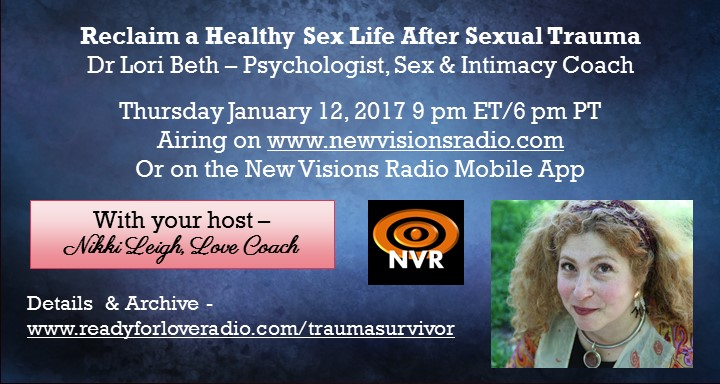 Reclaim Healthy Sex Life After Sexual Trauma