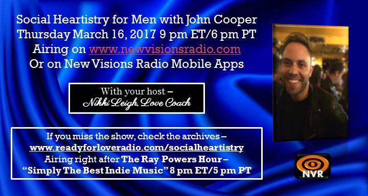 Social Heartistry John Cooper