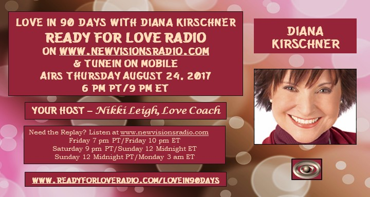 Love in 90 Days with Diana Kirschner