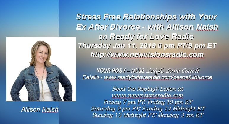 Stress Free Relationships with Your Ex After Divorce